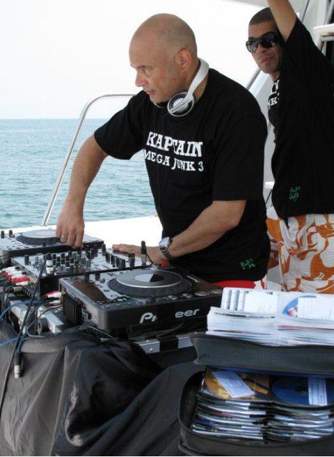 Outdoor Event DJ